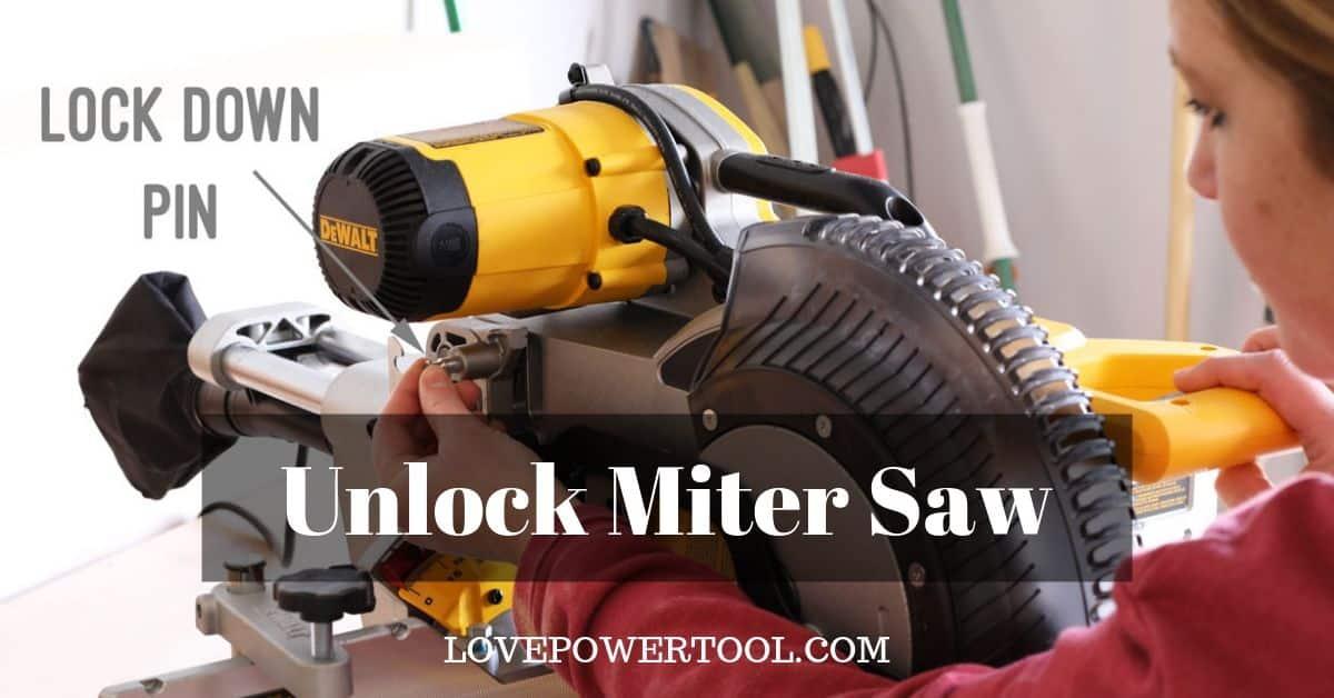 unlock-miter-saw