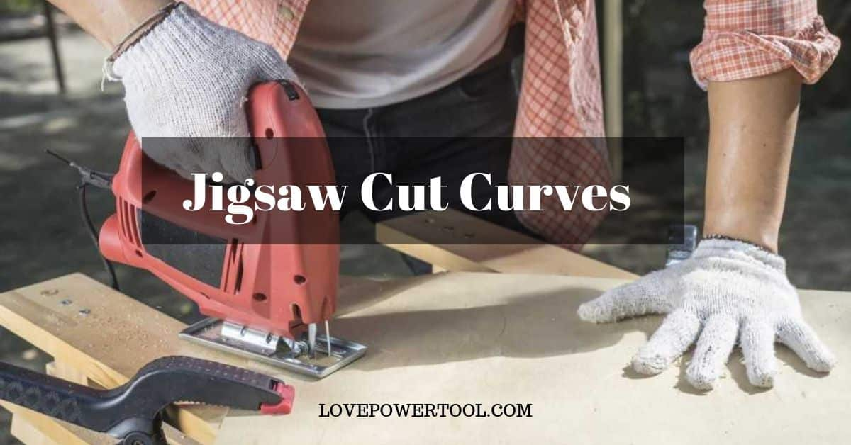 jigsaw cut curves