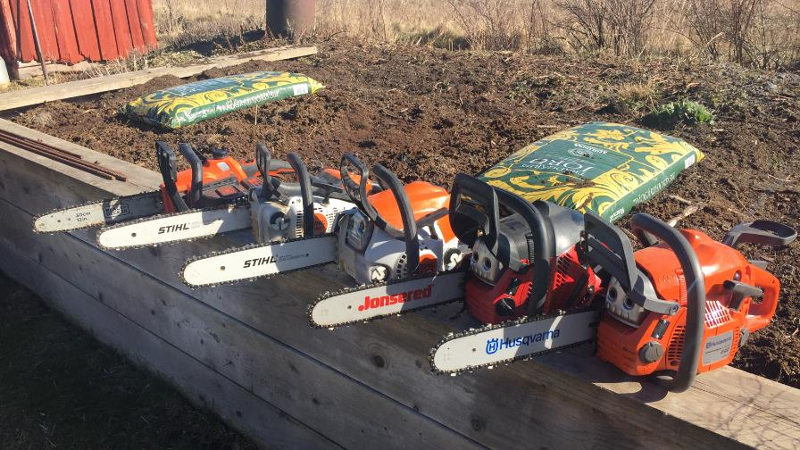 choose right chainsaw