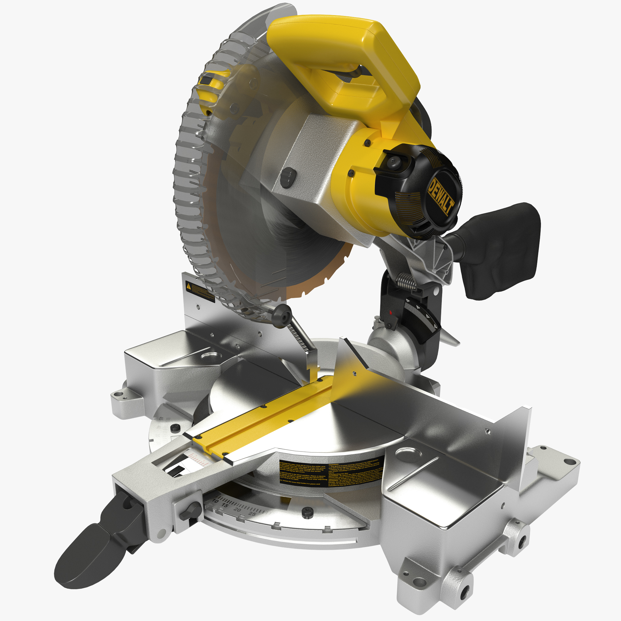 The Compound Miter Saw
