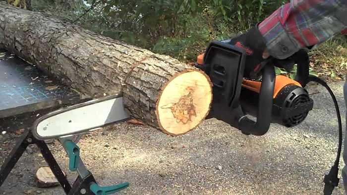 Quality of chainsaw