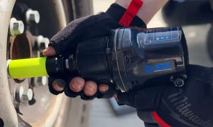 How To Use An Impact Wrench To Change Tires/Lug Nuts