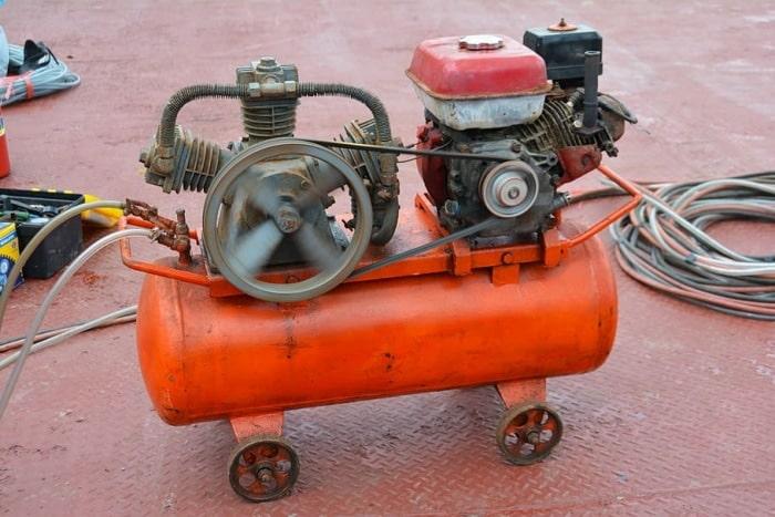 Drive compressor