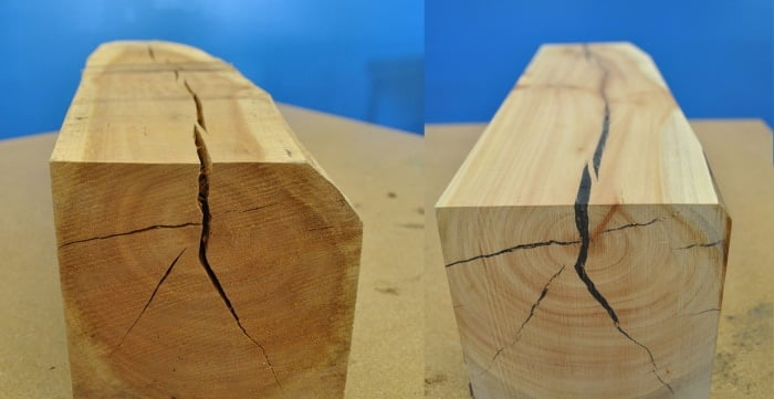 How To Keep Green Wood From Splitting
