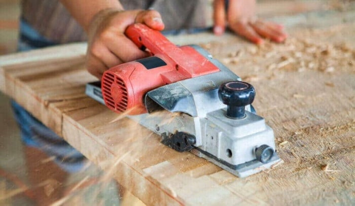 How To Plane Wood With Electric Planer
