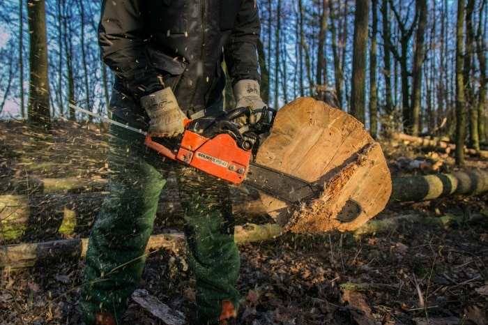 chainsaw farm use