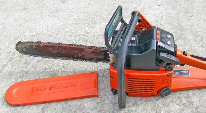 Chainsaw Will Not Stay Running