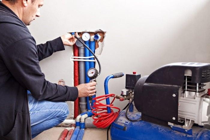 Air Compressor Won'T Start