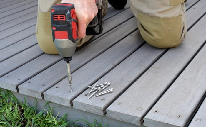 Take some measurements to calculate the number of fasteners correctly.