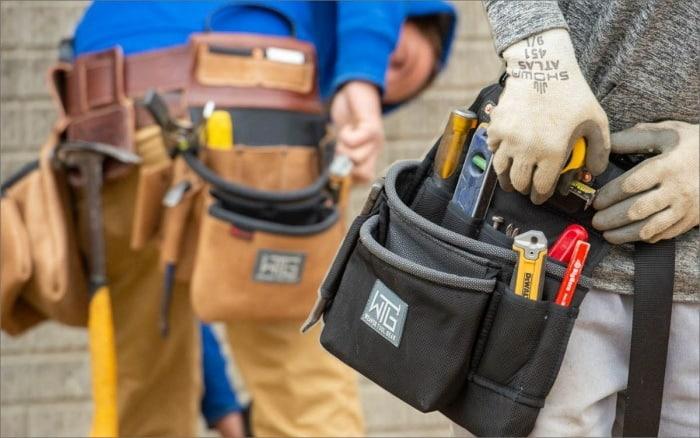 balance the tool pockets